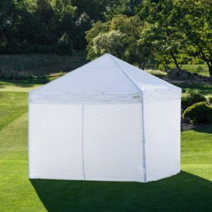 10ft x 10ft Instant Canopy - full unit