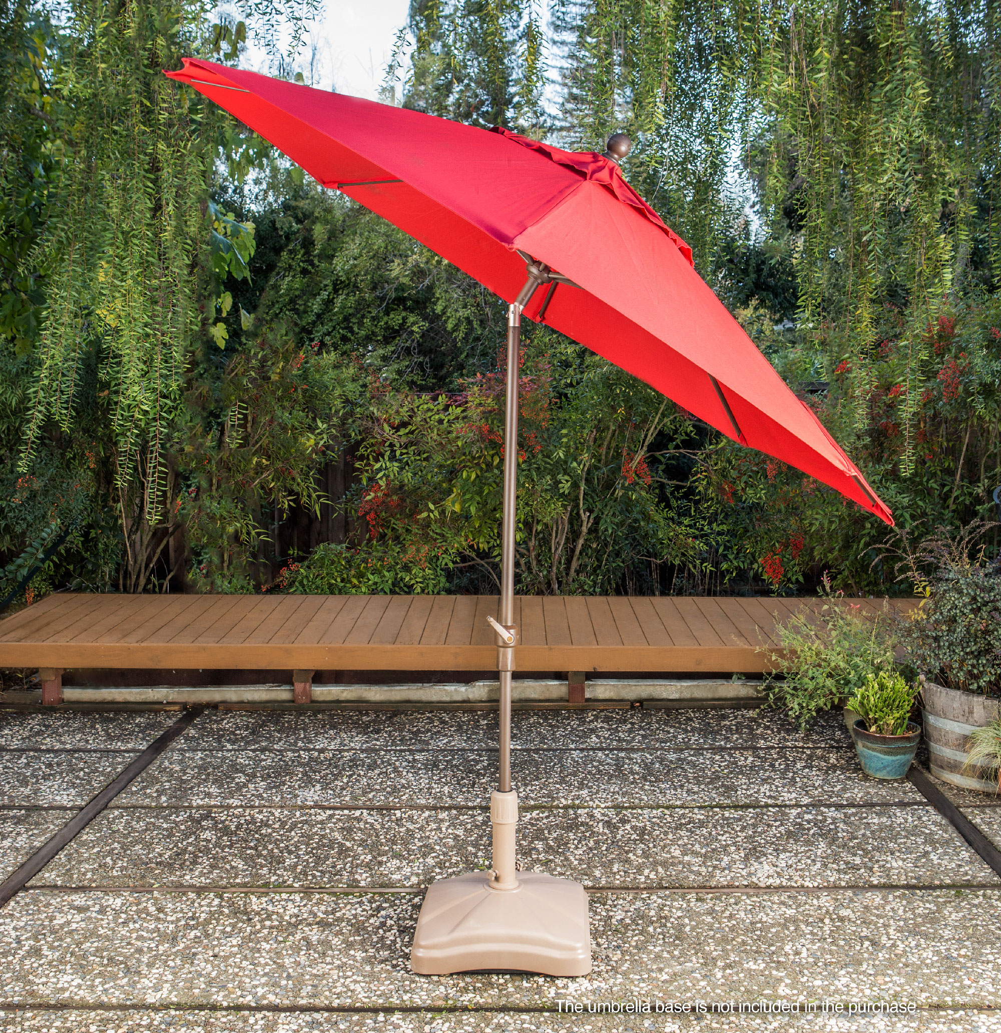 9ft market umbrella - proshade 9 Ft Umbrella Base